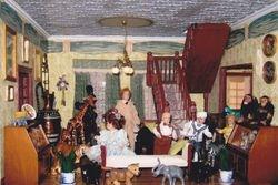 African room in Museum