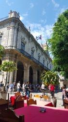 Plaza de Armes