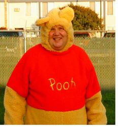 Everyone love's the Pooh