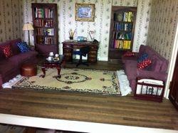 study\quiet room