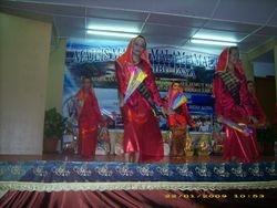 Persembahan Makan Amal SMKSJ.