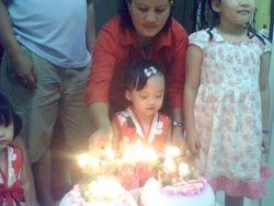 Pui Baun & Seu. Birthday Eva
