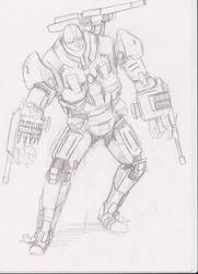 ACME Army Concept Art