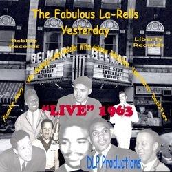 THE LA-RELLS AT THE BELMAR