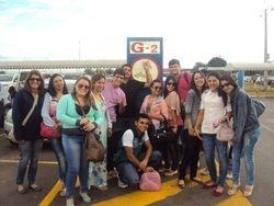 Caravana da CNV em Brasilia, com destino a BH