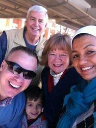 Pastors' trip to Texas!