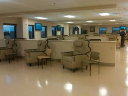 New Infusion Center at Lexington Oncology Associates