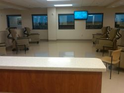 The New Infusion Center at Lexington Oncology Assoicates