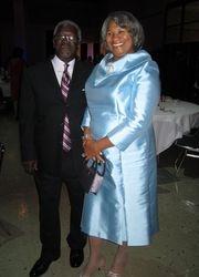 At the FORDETRA Ball 07 07 2012