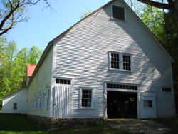 Dairy Barn at Hardman Farm