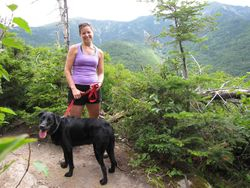 july 2011 - hike in white mountains