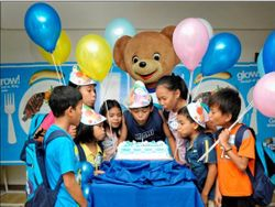 Bear with PHCH Kids