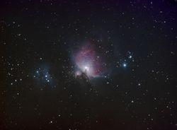 Messier 42 Gran campo
