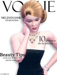 Vogue Covershoot
