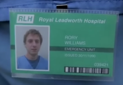 rory's badge