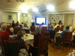 VA Seminar at Hammond House