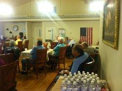 VA Seminar at Hammond House 2