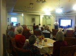 VA Seminar at Hammond House 3