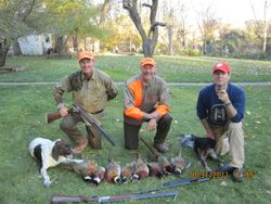 SD Pheasant hunting with Jake