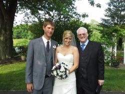 Bauer-Eisenmenger Wedding