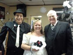 Unthank-Parsons Wedding