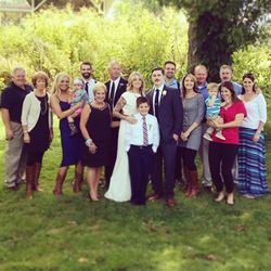 Tyler & Ali Lockard Wedding