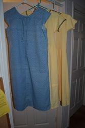Three size 14-16 dresses