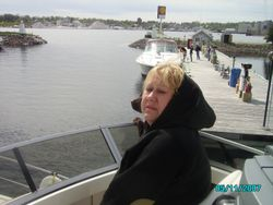 On Greg's Boat