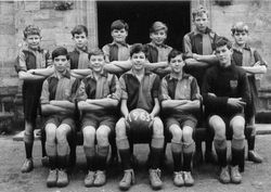 1st XII Football 1963