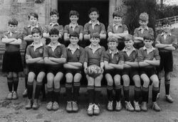1st XV Rugby  - 1962