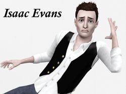 Isaac Evans