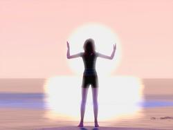 Beachy Sunset