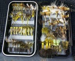 Tesch's Box of Hex Flies