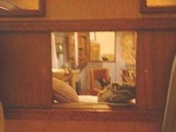 thru the window