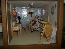 sewing/hobby room variation