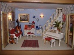 formal music room variation