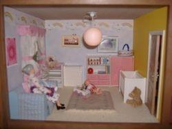 babys room variation