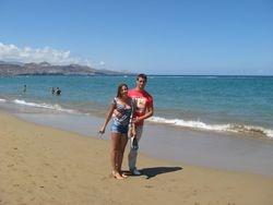 Plaja de las Canteras
