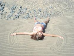 Jezuska u pesku