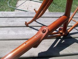 Forrest powdercoating