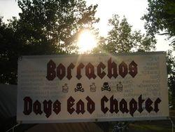Borrachos Days End Chapter