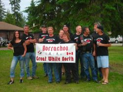 Borrachos Great White North Chapter