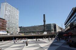 Stokholm - centralni trg