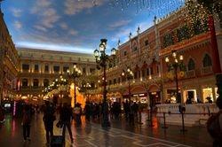 Casino - Hotel Venetian - Macau