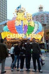Casino Lisboa - Macao