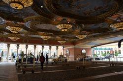 Hotel - Casino Venetian - ulaz