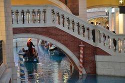 Kopija Venecije - Casino Venetian - Makao