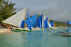 jedrenjaci Boracay-a