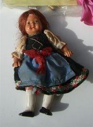a lovely little doll