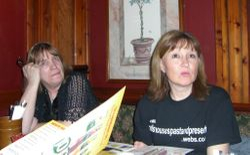 Roberta & Wendy